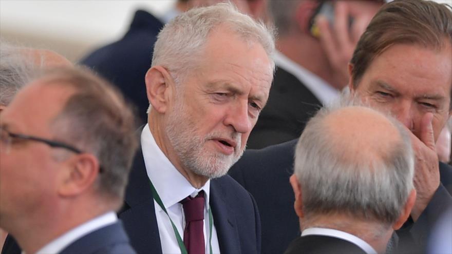 EEUU promete a judíos impedir que Corbyn sea premier británico   HISPANTV