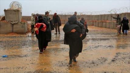 """""""Estados Unidos obstaculiza el regreso de los refugiados sirios"""""""
