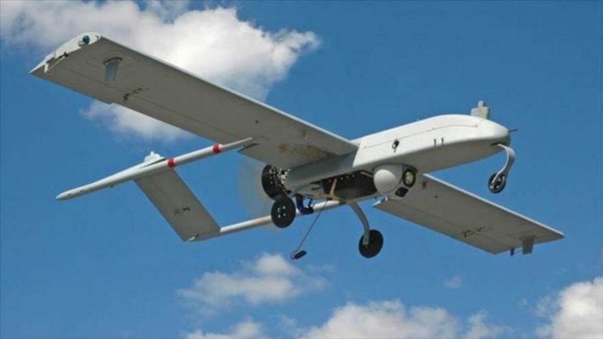 Un dron yemení.