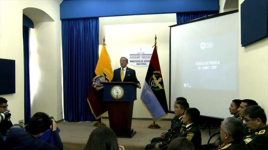 Galápagos es el nuevo portaviones de Ecuador al servicio de EEUU