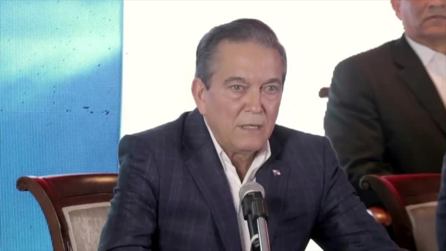 Ministros listos para cambio de gobierno en Panamá