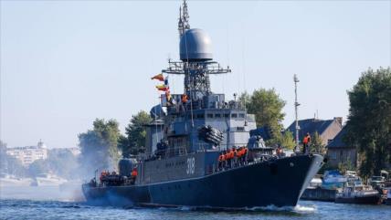 Rusia controla maniobra naval Baltops 2019 de OTAN en mar Báltico