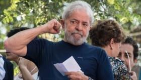 """PT de Brasil denuncia """"persecución judicial"""" contra Lula da Silva"""