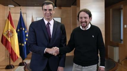 """PSOE y Podemos acuerdan trabajar por un """"gobierno de cooperación"""""""