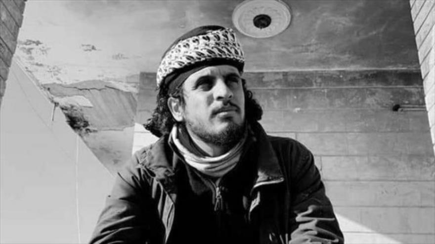 El futbolista sirio Abdul Baset al-Sarut, convertido en miembro del grupo terrorista EIIL (Daesh, en árabe).