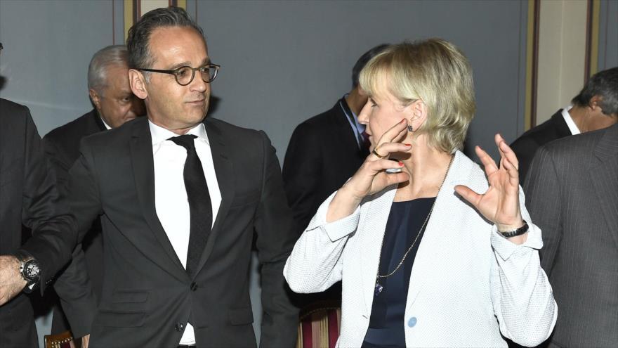 Crece frustración de Europa por salida de EEUU del acuerdo con Irán