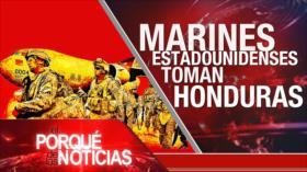 El Porqué de las Noticias: Europa arremete contra EEUU. Yemen contraataca a saudíes. marines EEUU invaden a Honduras