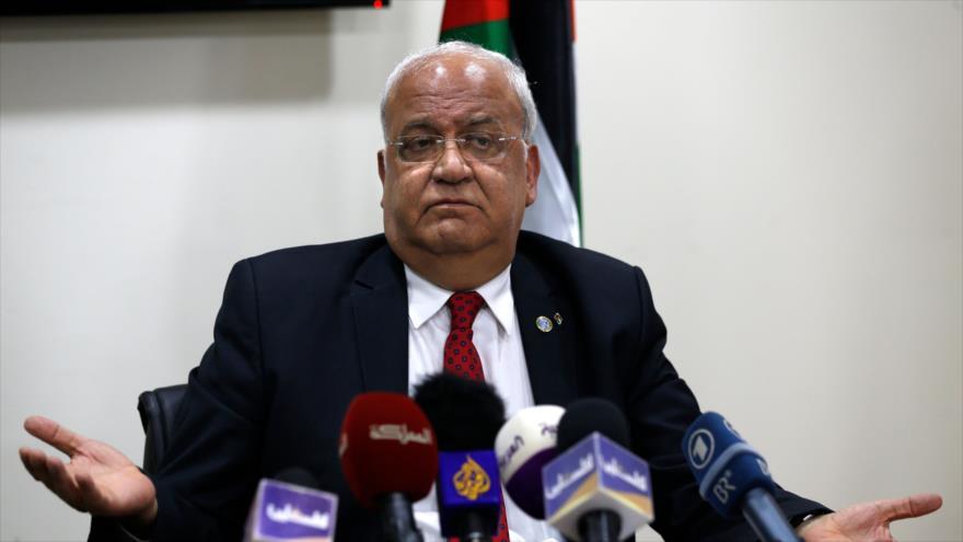 OLP pide a árabes no priorizar sus beneficios sobre causa palestina | HISPANTV