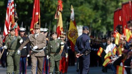 España acepta más tropas de EEUU sin aprobación del Parlamento