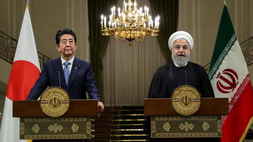 Irán y Japón, decididos a profundizar sus vínculos bilaterales | HISPANTV