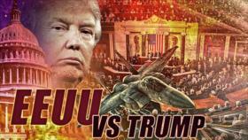 Detrás de la Razón: ¿EEUU vs. Trump y China por crear un monstruo armado?