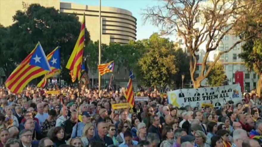 Relaciones Irán-Japón. Protesta en Barcelona. Caso Brexit
