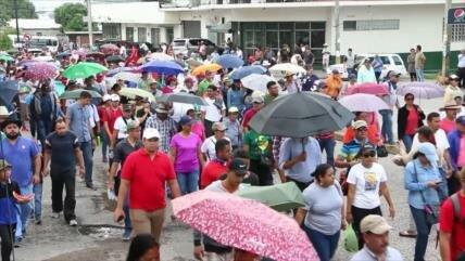 Plataforma social en Honduras propone nuevo diálogo