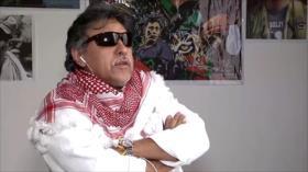 La asunción de Jesús Santrich causa controversia en Colombia