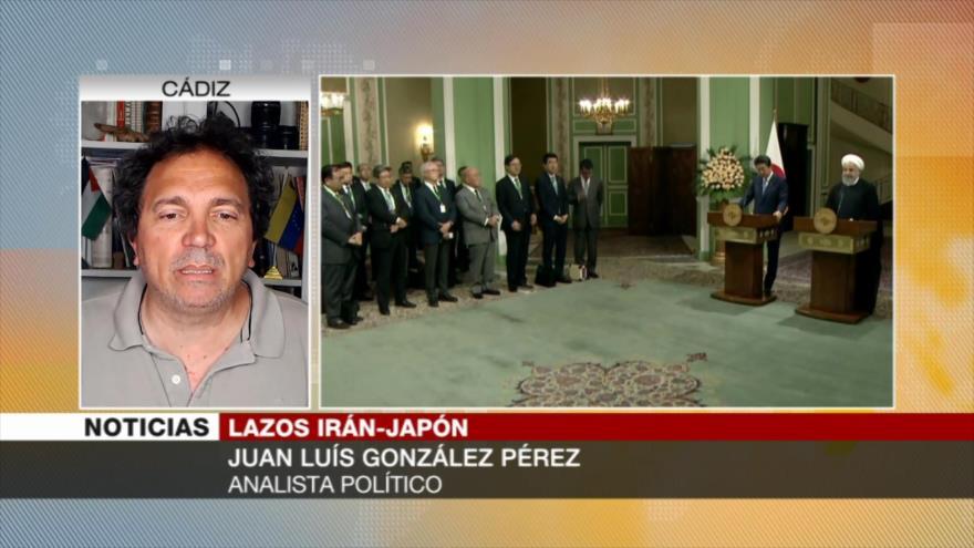 González Pérez: A EEUU se le acaban las balas de guerra contra Irán