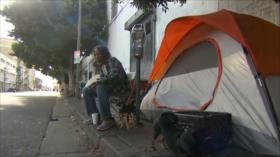 Se agudiza la crisis de indigentes en California
