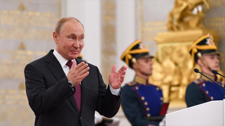 Putin alerta de creciente deterioro de relaciones Rusia-EEUU