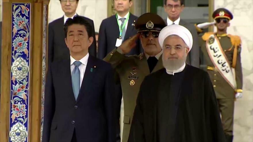 Lazos Irán-Japón. Polémica de Trump. Comicios en Argentina
