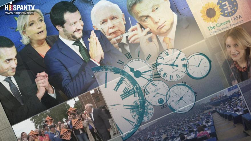10 Minutos: Elecciones parlamentarias de la UE