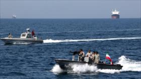 Irán rescata a 44 tripulantes de buques afectados en mar de Omán
