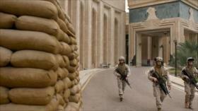 Reportan múltiples explosiones cerca de embajada de EEUU en Bagdad