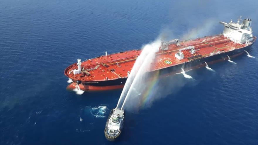 ¿De dónde son marineros que rescató Irán de petrolero siniestrado? | HISPANTV