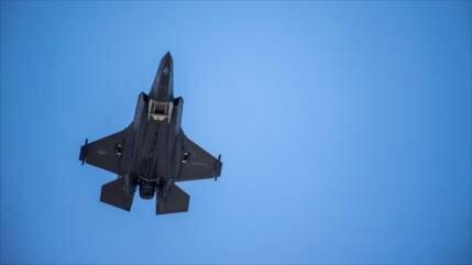 """""""F-35 de EEUU puede sufrir serios daños a velocidad supersónica"""""""