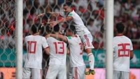 Irán sube un escalón y ocupa 20.º puesto de ranking de FIFA