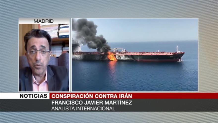 """""""Lobby sionista preparaba incidentes de mar de Omán desde 2012"""""""
