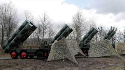 Turquía tomará represalias contra EEUU por sanciones de los S-400