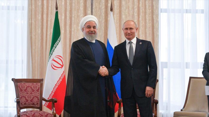 Rohani recuerda apoyo constante de Irán a la paz en Oriente Medio | HISPANTV
