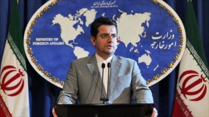 Teherán al canciller emiratí: Guarde silencio sobre los iraníes