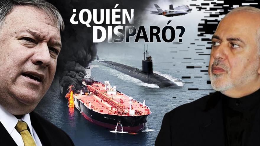 Detrás de la Razón: ¿EEUU e Irán se declaran la guerra? Misterio, mentiras y verdades