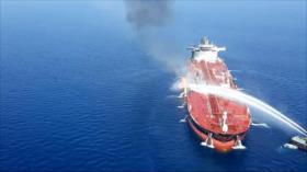 'Israel podría ser autor de incidentes navales en el mar de Omán'