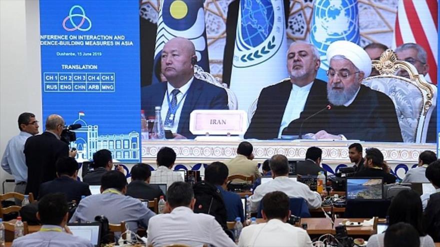 Rohani: Irán no puede ser el único socio comprometido con el PIAC | HISPANTV
