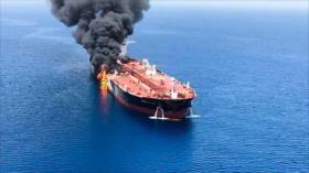 Irán no es responsable de los incidentes de los petroleros