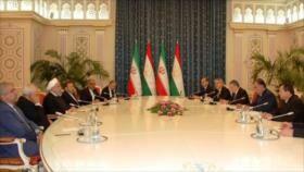 Tayikistán, interesado en profundizar lazos con Irán