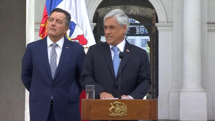 Chile formaliza su retiro de la Unasur