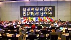 No a acuerdo del siglo. Chile sale de Unasur. Crisis en Hong Kong