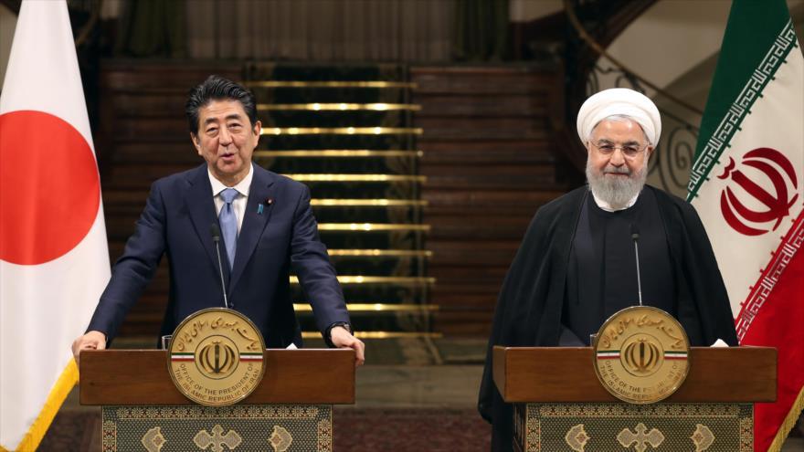 Sondeo: Japón busca fortalecer relaciones comerciales con Irán