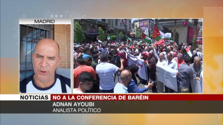 Ayubi: Acuerdo del siglo es un plan conspiratorio contra Palestina