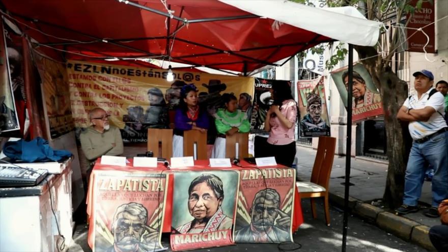 Pueblos indígenas de la CDMX exigen respeto a sus derechos