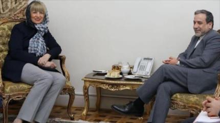 Irán no renovará el plazo dado a la UE para salvar el pacto nuclear