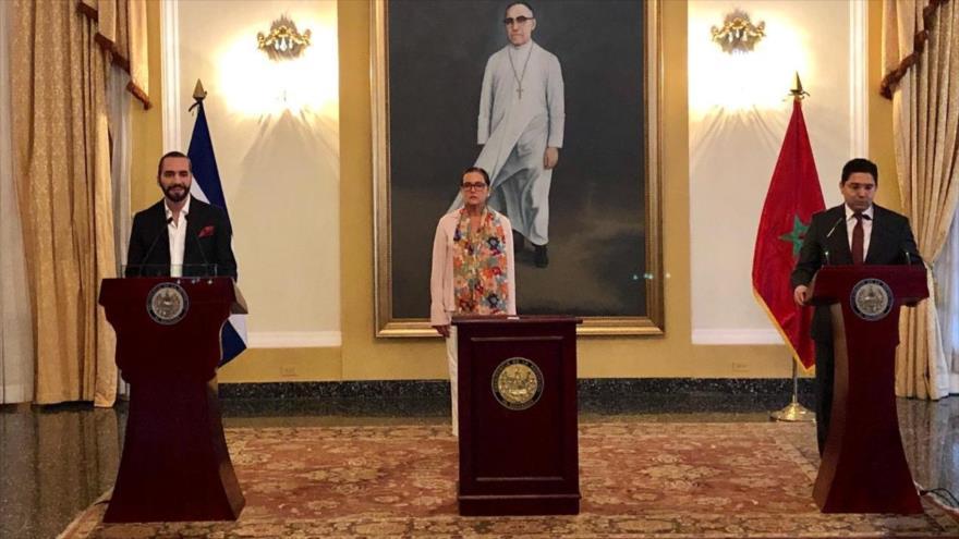 El Salvador rompe sus relaciones con República Árabe Saharaui
