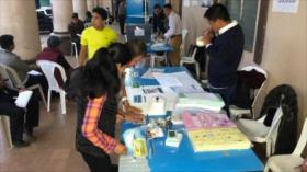 Comienzan elecciones generales en Guatemala