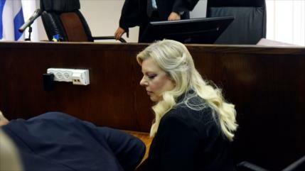Esposa de Netanyahu se declara culpable de malversación de fondos
