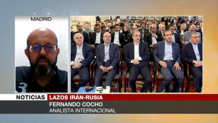 'EEUU no puede bloquear a Irán sin enfrentar a Rusia y a China'