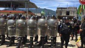 Vídeo: Disturbios salpican las votaciones generales en Guatemala