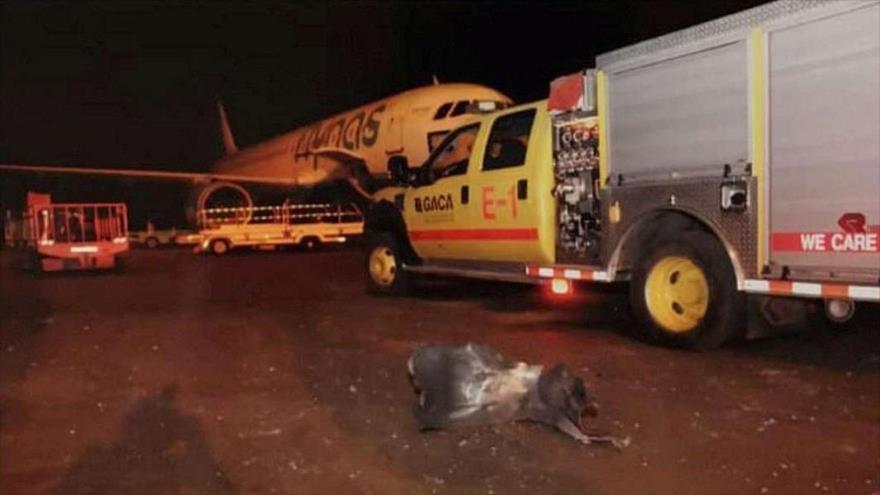 Drones yemeníes vuelven a bombardear aeropuerto saudí de Abha