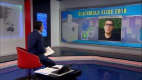 Programa especial en punto de mira de las elecciones de Guatemala